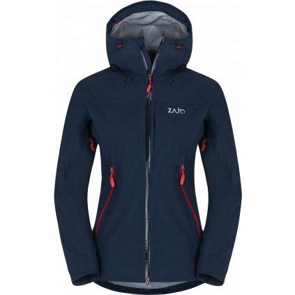 Dámská nepromokavá lyžařská bunda ZAJO Garmish Neo W Jkt modrá  + Sleva 5% - zadej v košíku kód: SLEVA5