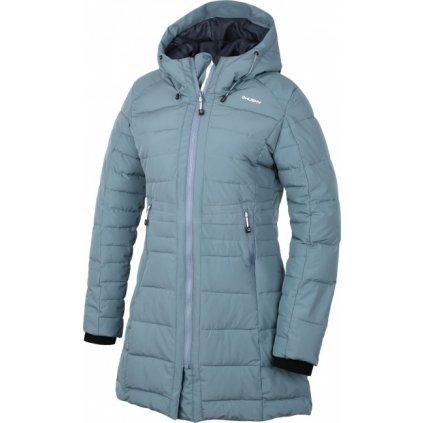 Dámský zimní kabátek HUSKY Normy šedá  + Sleva 5% - zadej v košíku kód: SLEVA5