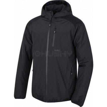 Pánská hardshell bunda HUSKY   Nott M černá  + Sleva 5% - zadej v košíku kód: SLEVA5