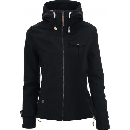 Dámská podzimní bunda WOOX Ventus Urban Dark  + Sleva 5% - zadej v košíku kód: SLEVA5