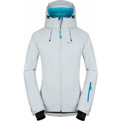 Dámská zimní bunda ZAJO Lizard Neo W Jkt bílá  + Sleva 5% - zadej v košíku kód: SLEVA5