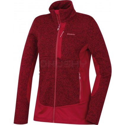 Dámská fleecová bunda HUSKY  Alan L tm. růžová  + Sleva 5% - zadej v košíku kód: SLEVA5