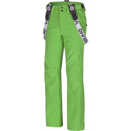 Dámské lyžařské kalhoty HUSKY Galti L zelená  + Sleva 5% - zadej v košíku kód: SLEVA5