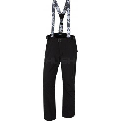 Pánské lyžařské kalhoty  Galti M černá (Velikost XXL)