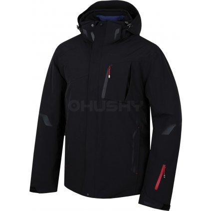 Pánská lyžařská bunda   Gerbis M černá (Velikost XXL)