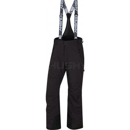 Pánské lyžařské kalhoty  Mithy M černá (Velikost XXL)