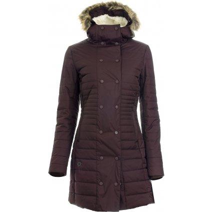 Dámská zimní bunda WOOX Pinna Chicory Chica  + Sleva 5% - zadej v košíku kód: SLEVA5