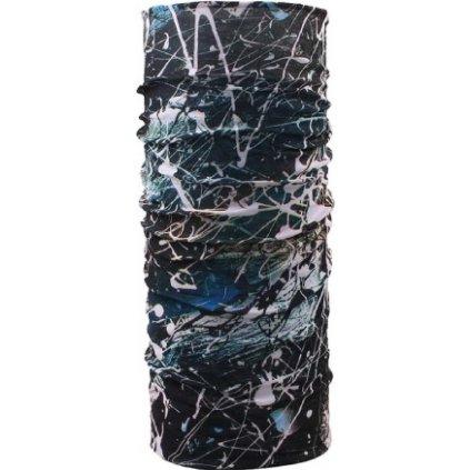Multifunkční šátek HUSKY  Printemp multicolor  + Sleva 5% - zadej v košíku kód: SLEVA5