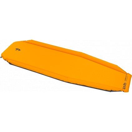 Karimatka ZAJO Expert Comfy 3.8 Matt Regular žlutá 2  + Sleva 5% - zadej v košíku kód: SLEVA5