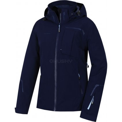 Dámská lyžařská bunda HUSKY Gerbis L tm.modrá  + Sleva 5% - zadej v košíku kód: SLEVA5