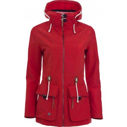 Dámská podzimní bunda WOOX Ventus Urban Molten Lava  + Sleva 5% - zadej v košíku kód: SLEVA5