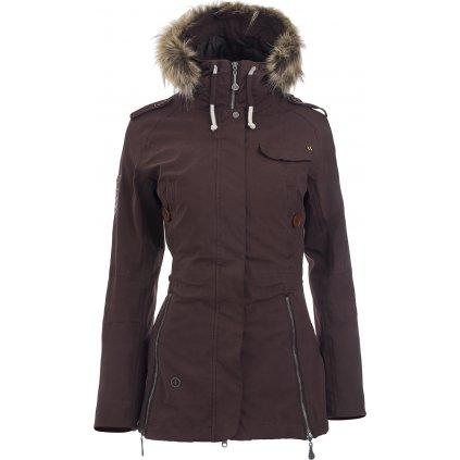 Dámská zimní bunda WOOX Lanula Chicory Chica  + Sleva 5% - zadej v košíku kód: SLEVA5