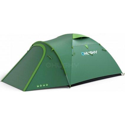 Stan HUSKY Outdoor   Bizon 4 plus zelená  + Sleva 5% - zadej v košíku kód: SLEVA5