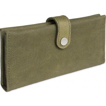 Peněženka WOOX  Moneta Magna Viridita  + Sleva 5% - zadej v košíku kód: SLEVA5