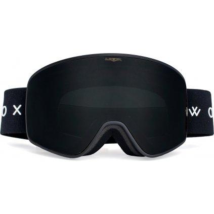 Lyžařské brýle WOOX Opticus Temporarius Dark/Ble  + Sleva 5% - zadej v košíku kód: SLEVA5