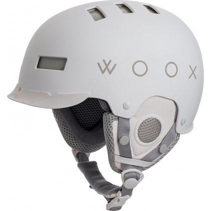 Přilba WOOX Brainsaver Branco  + Sleva 5% - zadej v košíku kód: SLEVA5