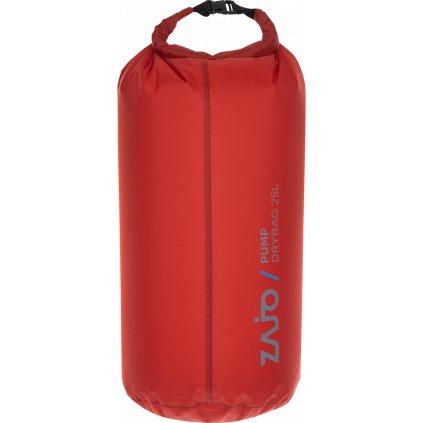 Pump Drybag 25L rudá  + Sleva 5% - zadej v košíku kód: SLEVA5