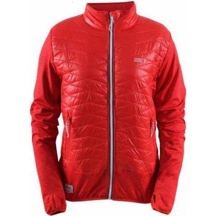 TASSASEN - Pánská hybridní bunda červená-2117 of Sweden  + Sleva 5% - zadej v košíku kód: SLEVA5