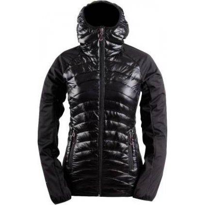 SKULLTORP - dámská  outdoorová bunda černá-2117 of Sweden  + Sleva 5% - zadej v košíku kód: SLEVA5