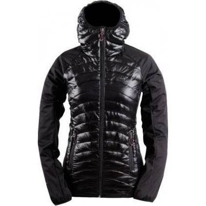 Dámská  outdoorová bunda 2117 of Sweden Skulltorp, barva: černá  + Sleva 5% - zadej v košíku kód: SLEVA5