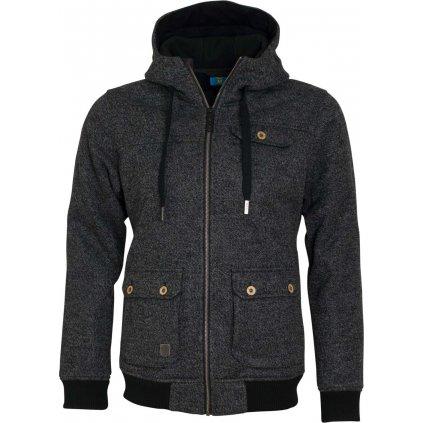 Pánská bunda WOOX Woolshell Men´s Jacket Dark  + Sleva 5% - zadej v košíku kód: SLEVA5