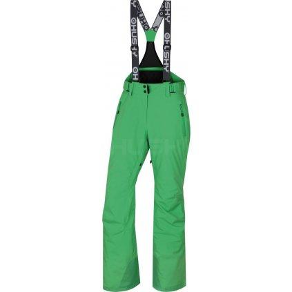 Dámské lyžařské kalhoty HUSKY Mithy L sv. zelená  + Sleva 5% - zadej v košíku kód: SLEVA5