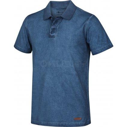 Pánské triko HUSKY  Taron M modrá  + Sleva 5% - zadej v košíku kód: SLEVA5