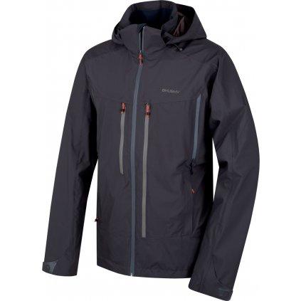Pánská outdoor bunda HUSKY  Nally M grafit  + Sleva 5% - zadej v košíku kód: SLEVA5