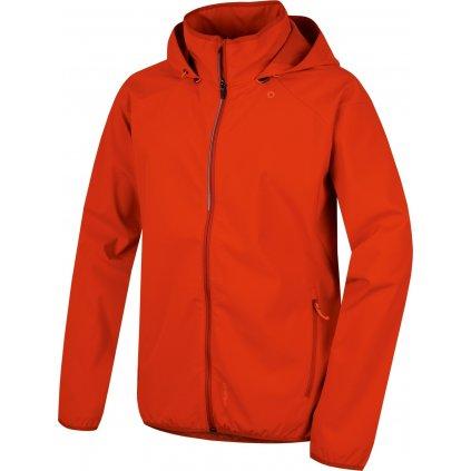 Pánská softshell bunda HUSKY  Sally M červená  + Sleva 5% - zadej v košíku kód: SLEVA5