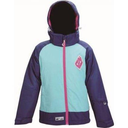 ALMASA - dívčí lyžařská bunda aqua-2117 of Sweden  + Sleva 5% - zadej v košíku kód: SLEVA5