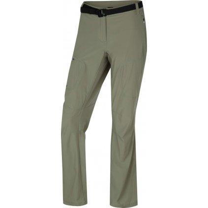 Dámské outdoorové kalhoty HUSKY  Keasy L khaki