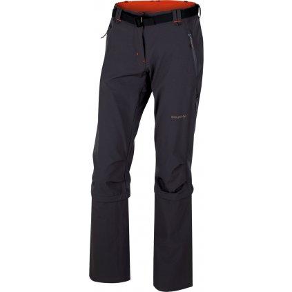 Dámské outdoorové kalhoty HUSKY  Pilon L grafit
