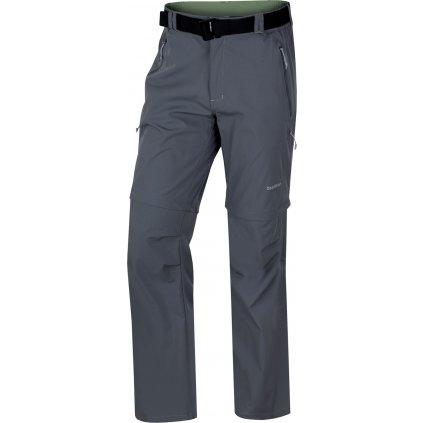 Pánské outdoor kalhoty HUSKY  Pilon M šedá