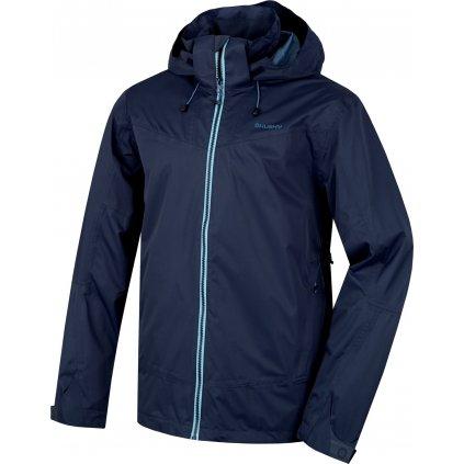 Pánská outdoor bunda HUSKY  Nelory M tm.modrá