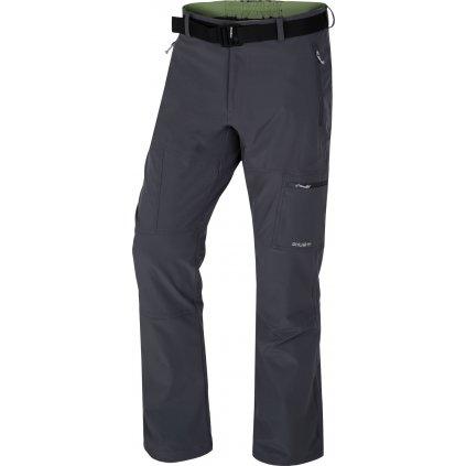 Pánské outdoor kalhoty  HUSKY Kauby M tm. šedá