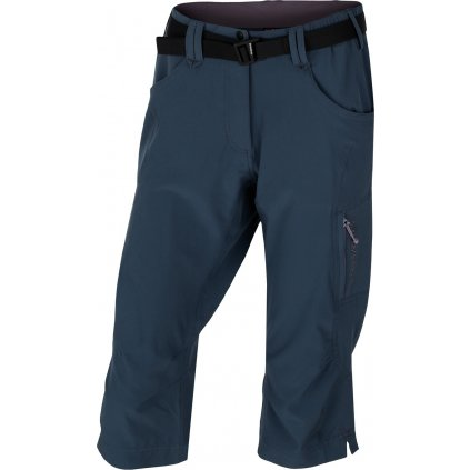Dámské 3/4 kalhoty HUSKY Klery L antracit