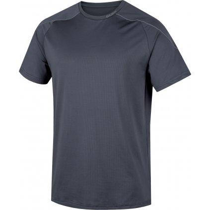 Pánské triko  HUSKY Taury M tm. šedá