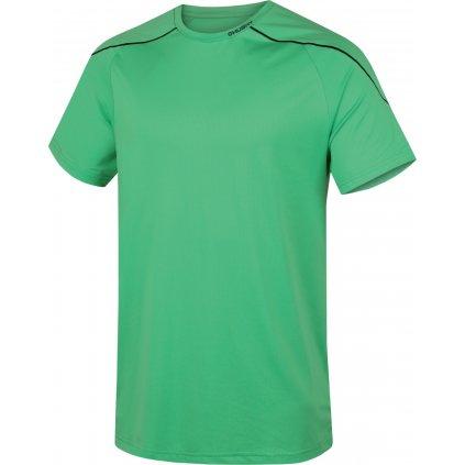 Pánské triko HUSKY   Taury M sv. zelená