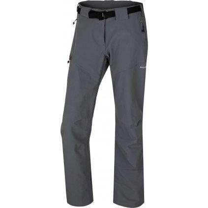 Dámské sofshellové kalhoty HUSKY   Keiry L tm. šedá