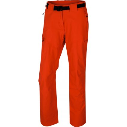 Dámské sofshellové kalhoty  HUSKY  Keiry L sv. červená