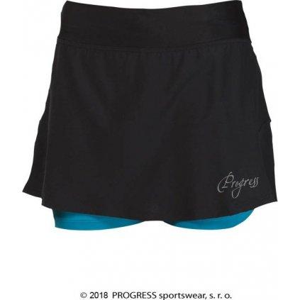 Dámská sportovní běžecká sukně PROGRESS Rona