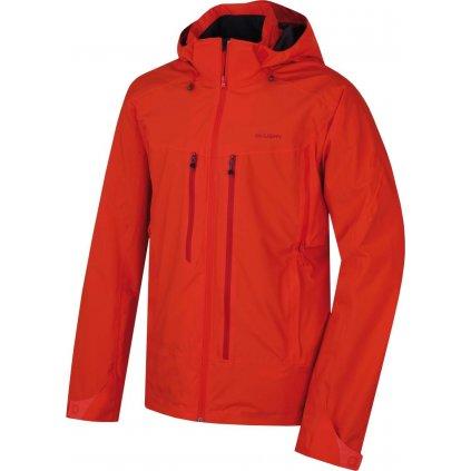 Pánská outdoor bunda HUSKY  Nally M sv. červená