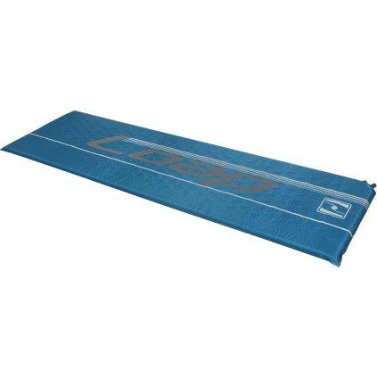 BERX-STORM samonafukovací karimatka modrá