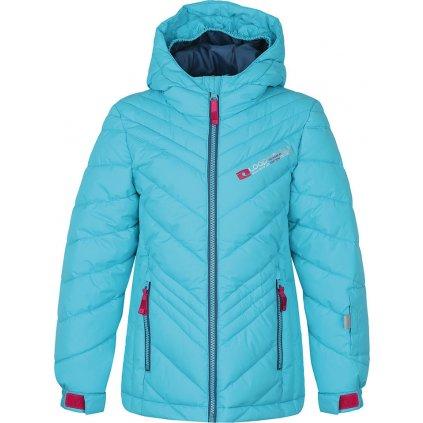 OGAVA dětská lyžařská bunda LOAP modrá