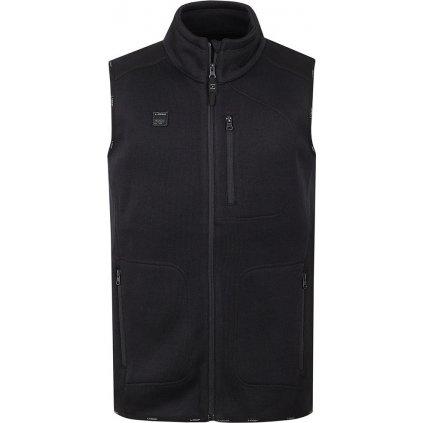 Pánská vesta LOAP Garry  černá