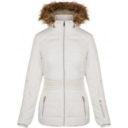 Dámská lyžařská bunda LOAP Fabiana bílá