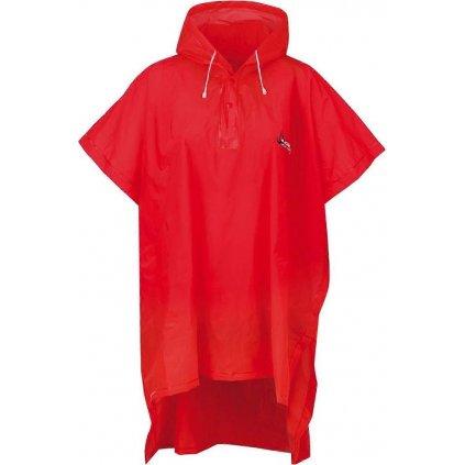 Pláštěnka XION červená