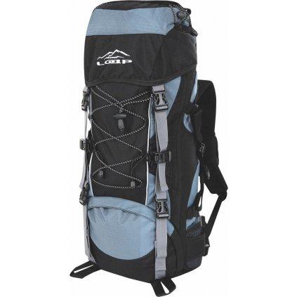 Turistický batoh LOAP Snowdon 50 + 10 zelená
