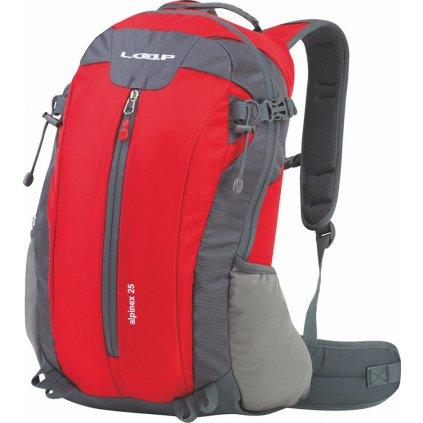 Turistický batoh LOAP Alpinex 25 červená