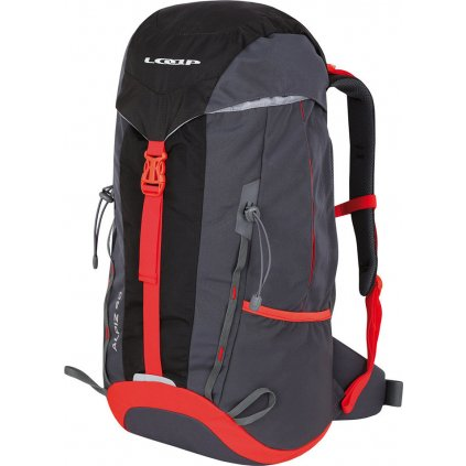Turistický batoh LOAP Alpiz 40 šedá